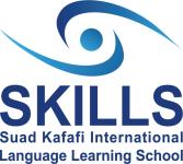 Logo of Suad Kafafi International Language Learning School